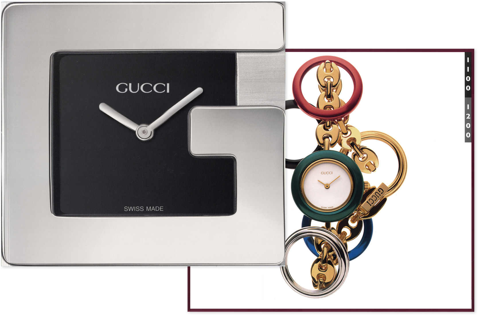 Gucci-Timepieces